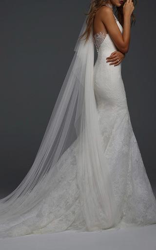 Medium vera wang white the favianna gown