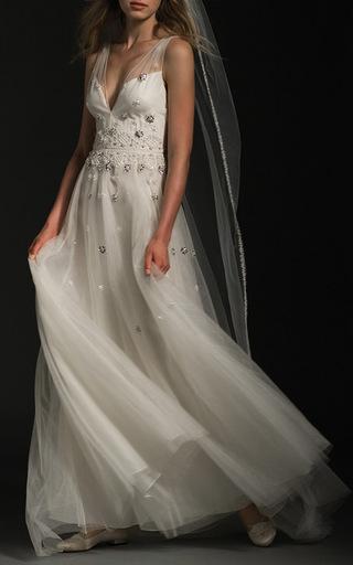 Medium temperley london white the mathilde gown