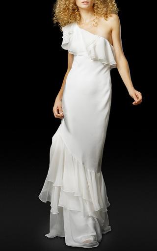 Medium elizabeth fillmore white the gina gown