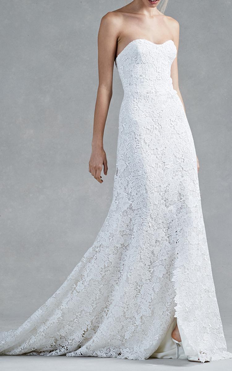 Oscar de la renta bridal fallwinter 2017 moda operandi junglespirit Images
