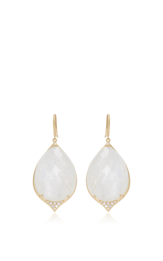 Medium jamie wolf gold aladdin pave rainbow moonstone and diamond earrings