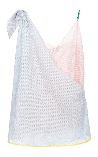 Medium anna october multi single shoulder camisole top