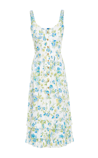 Medium flow the label floral floral printed dress