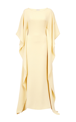 Medium esme vie yellow manta kaftan