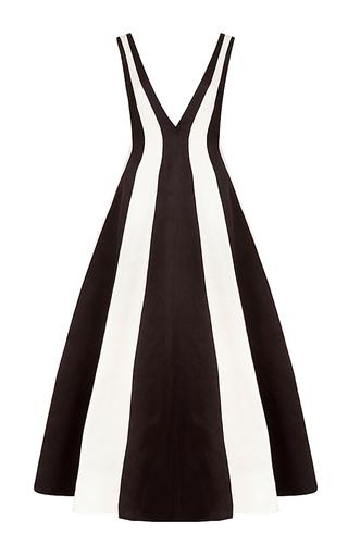 Medium esme vie black zebrine gown