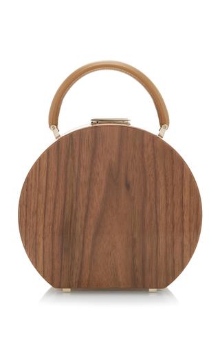 Medium bu wood brown bumi 18 walnut wood