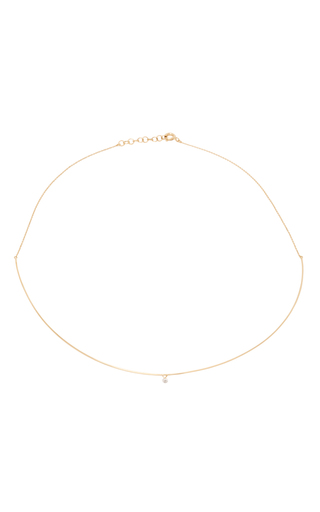 Medium as29 gold mykonos tube necklace in gold