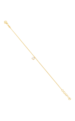 Medium as29 gold mykonos diamond chain bracelet in gold