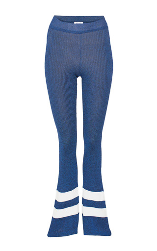 Medium baum und pferdgarten blue corine flared pants