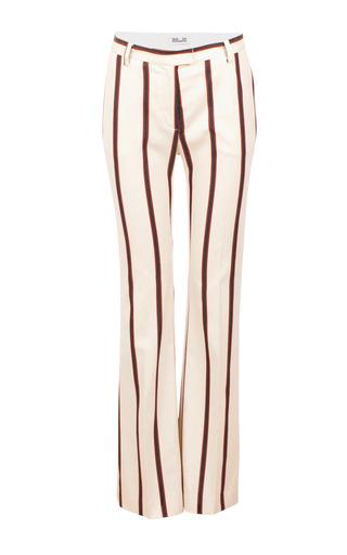 Medium baum und pferdgarten white neci striped pants
