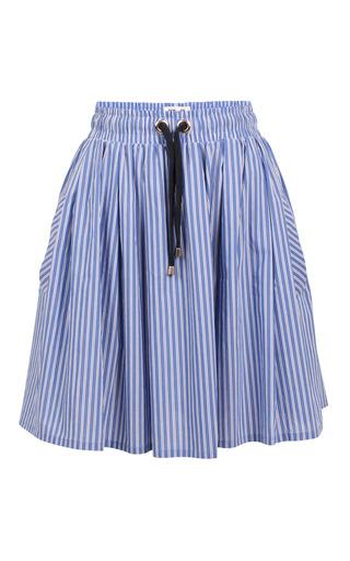 Medium baum und pferdgarten stripe sammi drawstring mini skirt