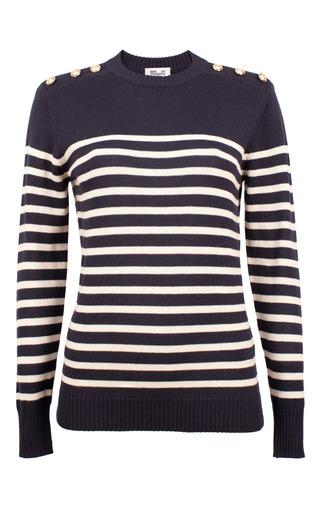 Medium baum und pferdgarten stripe clarice striped sweater