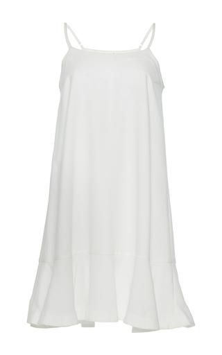 Medium rahul mishra white mini tank dress