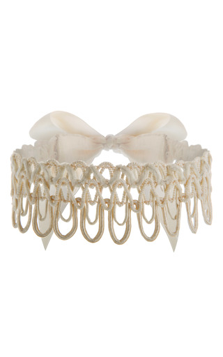 Medium jessica choay neutral twist choker