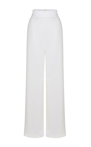 Medium jessica choay white fearless wide leg trousers