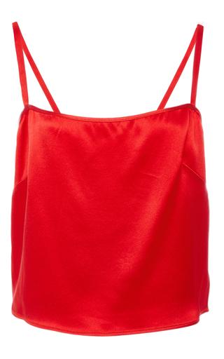 Medium breelayne red mia cropped tank top