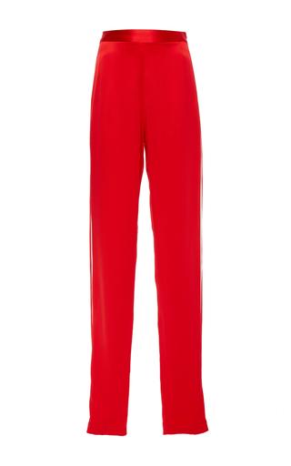 Medium breelayne red bjorn sporty luxe jogger pant