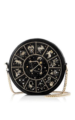 Medium preciously paris black sagittarius clutch