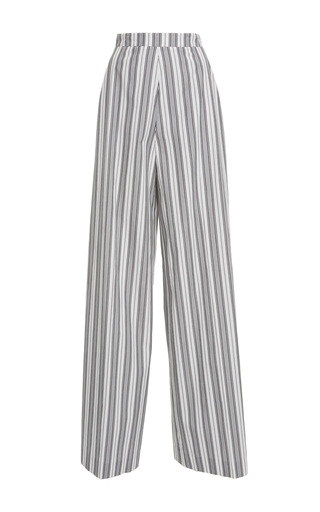 0dd8482d4a5db5 Christian SirianoMulti-Stripe Wide Leg Pant