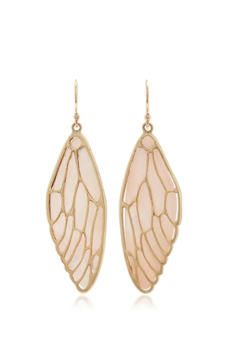 Medium annette ferdinandsen pink pink mother of pearl wings