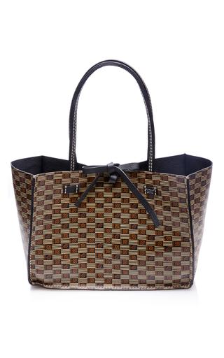 Medium moreau black vincennes medium horizontal bag 3