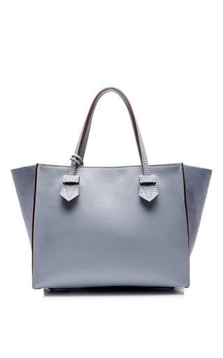 Medium moreau light grey bregancon small zip bag