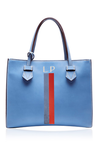 Medium moreau light blue bregancon small zip bag 4