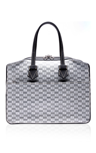 Medium moreau white vicomte junior man bag