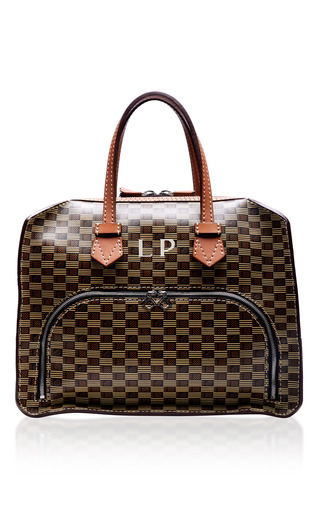 Medium moreau brown vicomte man bag