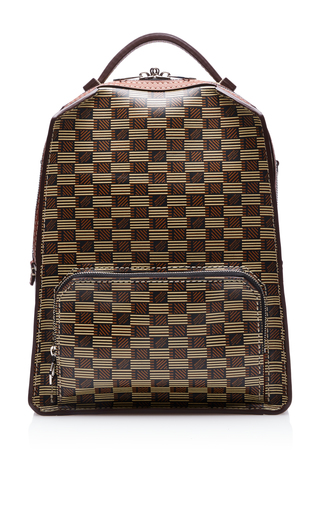 Medium moreau brown backpack