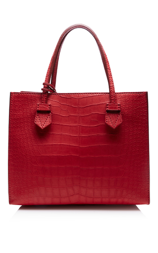 Medium moreau red bregancon small zip bag 5