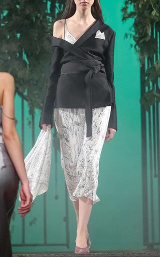 Medium elenareva print printed slip dress