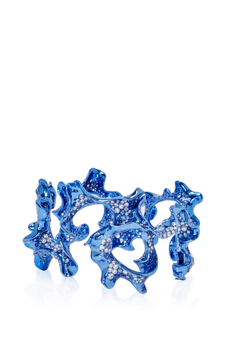Medium neha dani blue bonita cuff