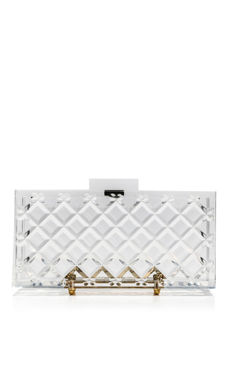 Medium l afshar neutral medium angelica clutch