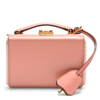 Medium mark cross pink custom grace mni box