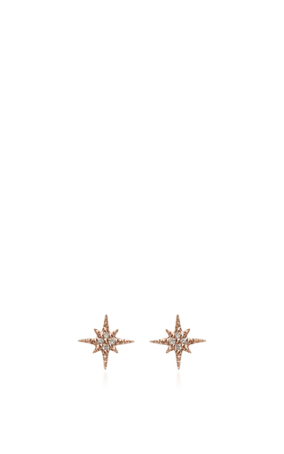 Medium sydney evan gold starburst studs 2