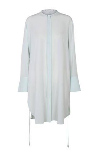 Medium dorothee schumacher blue dancing volume tunic blouse