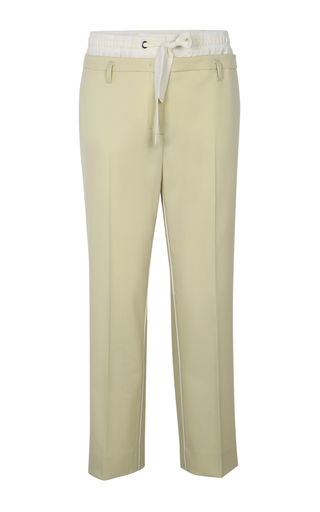 Medium dorothee schumacher yellow cool ambition pants