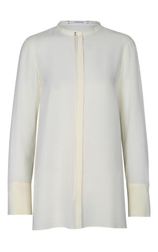 Medium dorothee schumacher yellow dancing volume long sleeve blouse