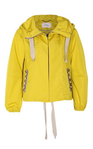 Medium dorothee schumacher yellow sporty seduction embellished jacket