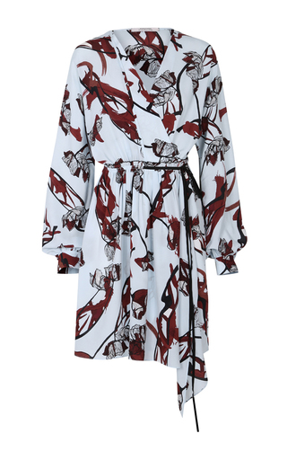 Medium dorothee schumacher print arising bloom dress