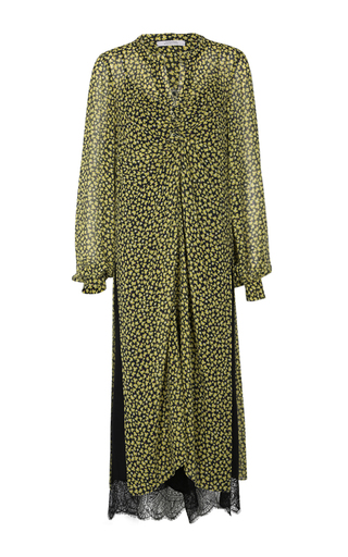 Medium dorothee schumacher print leopard bloom dress
