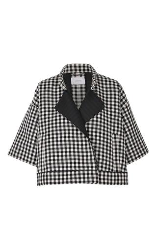 Medium dorothee schumacher plaid cool check jacket
