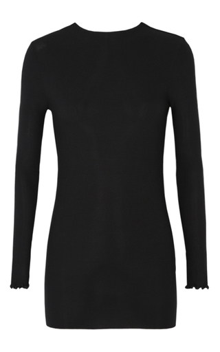 Medium dorothee schumacher black clean coolness shirt