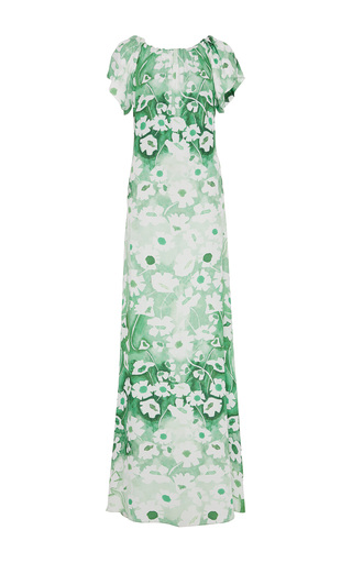 Medium sissa print cecilia printed maxi dress