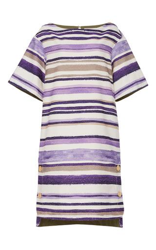 Medium sissa stripe lane stripe dress