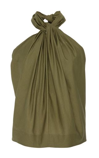 Medium sissa green luiza halter top