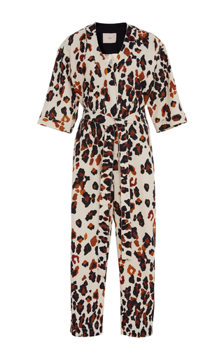 Medium sissa print marina printed jumpsuit