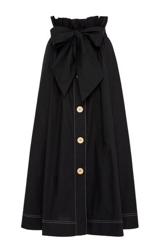 Medium sissa black larissa midi skirt