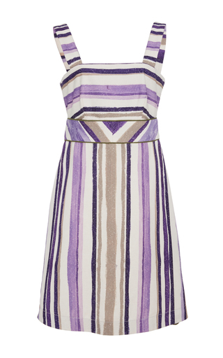 Medium sissa stripe tatiana stripe tank dress